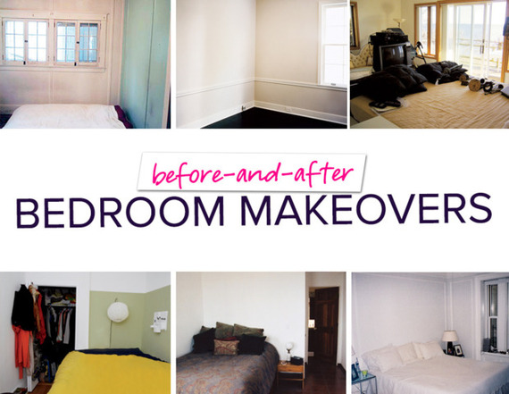 Amazing Before And After Bedroom Makeovers HuffPost