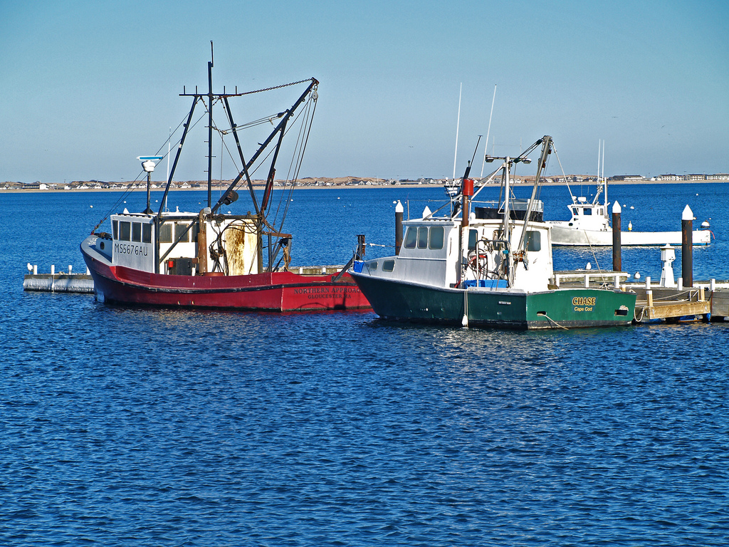 Offshore winds soon to power cape cod part 2 huffpost for Cape cod fishing
