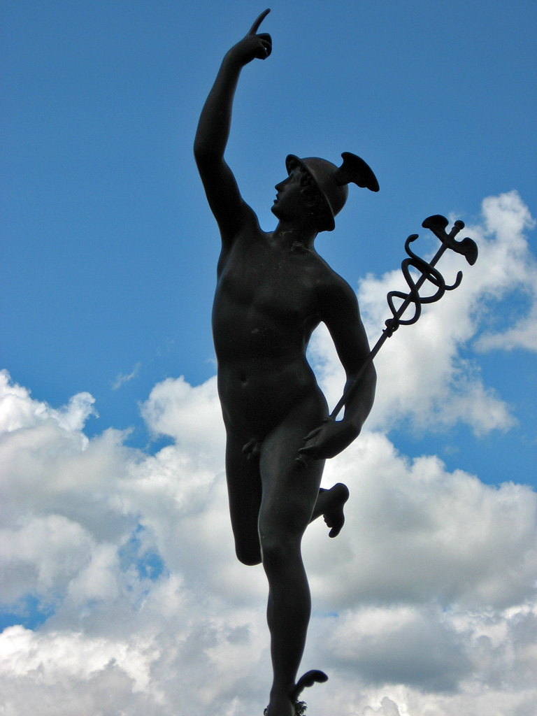 have been looking to hermes for assistance the orphic hymn to hermesHermes Statue Face