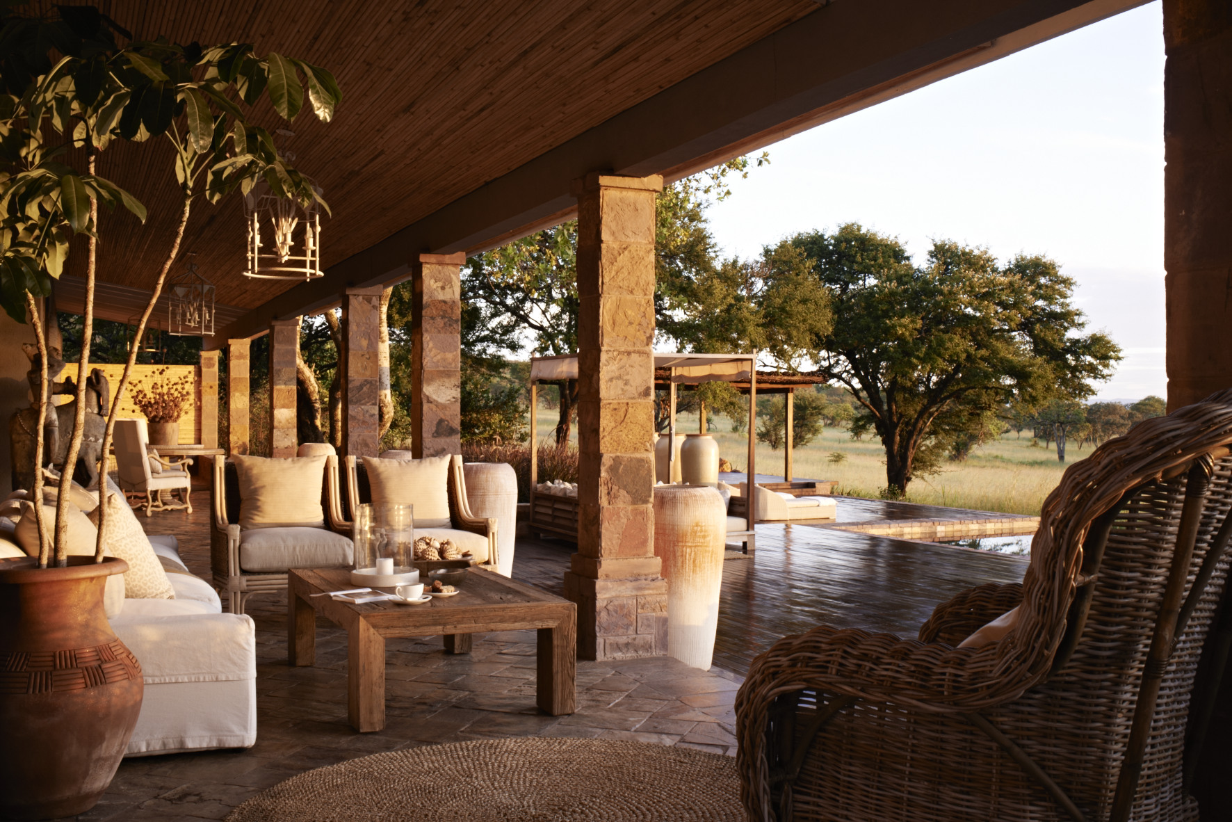 seven of the best exclusive lodges in africa huffpost