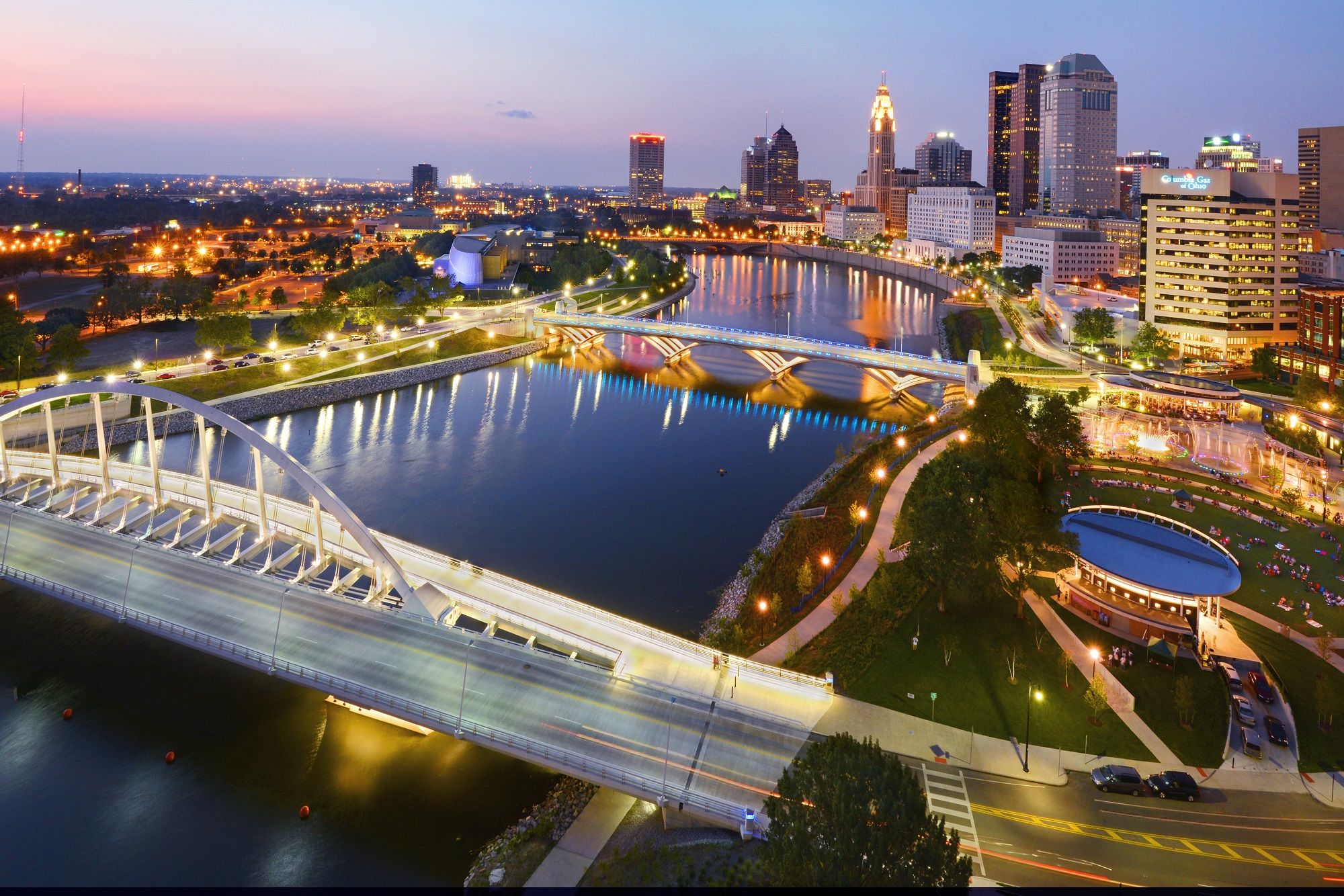 Too cool for school 8 fun end of summer escapes huffpost for Columbus capitale