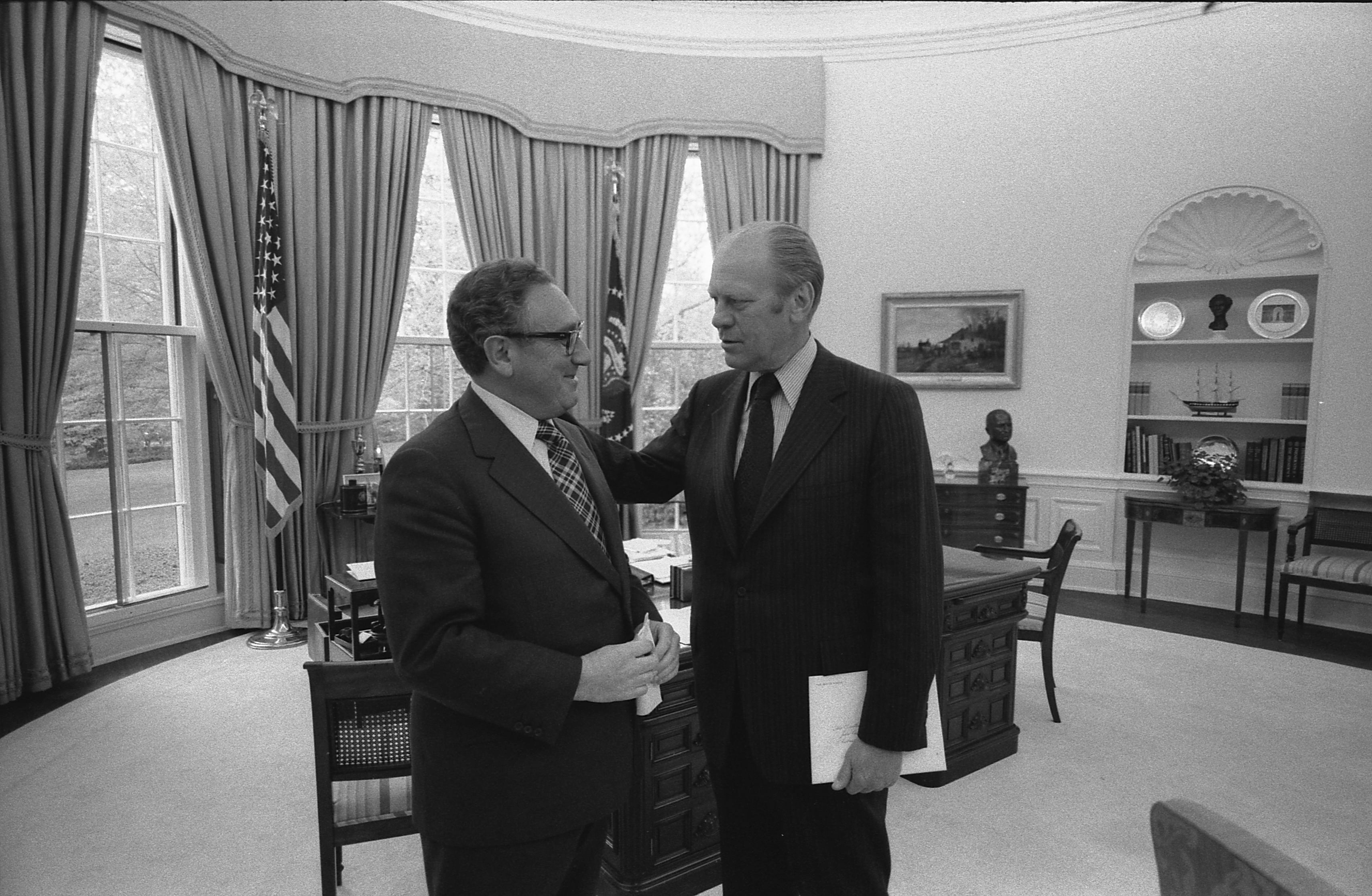 Turns Out Henry Kissinger Really Despised Castro And The