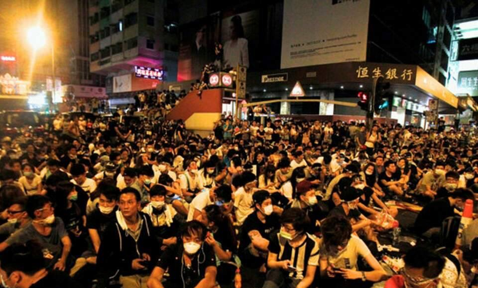 What would chinese rule mean for hong kong for Mimi lee chinese