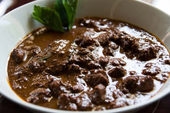 Filipino Food Dinuguan