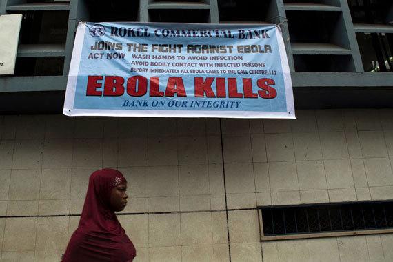 مكافحة الإيبولا معركة ضد عدم المساواة