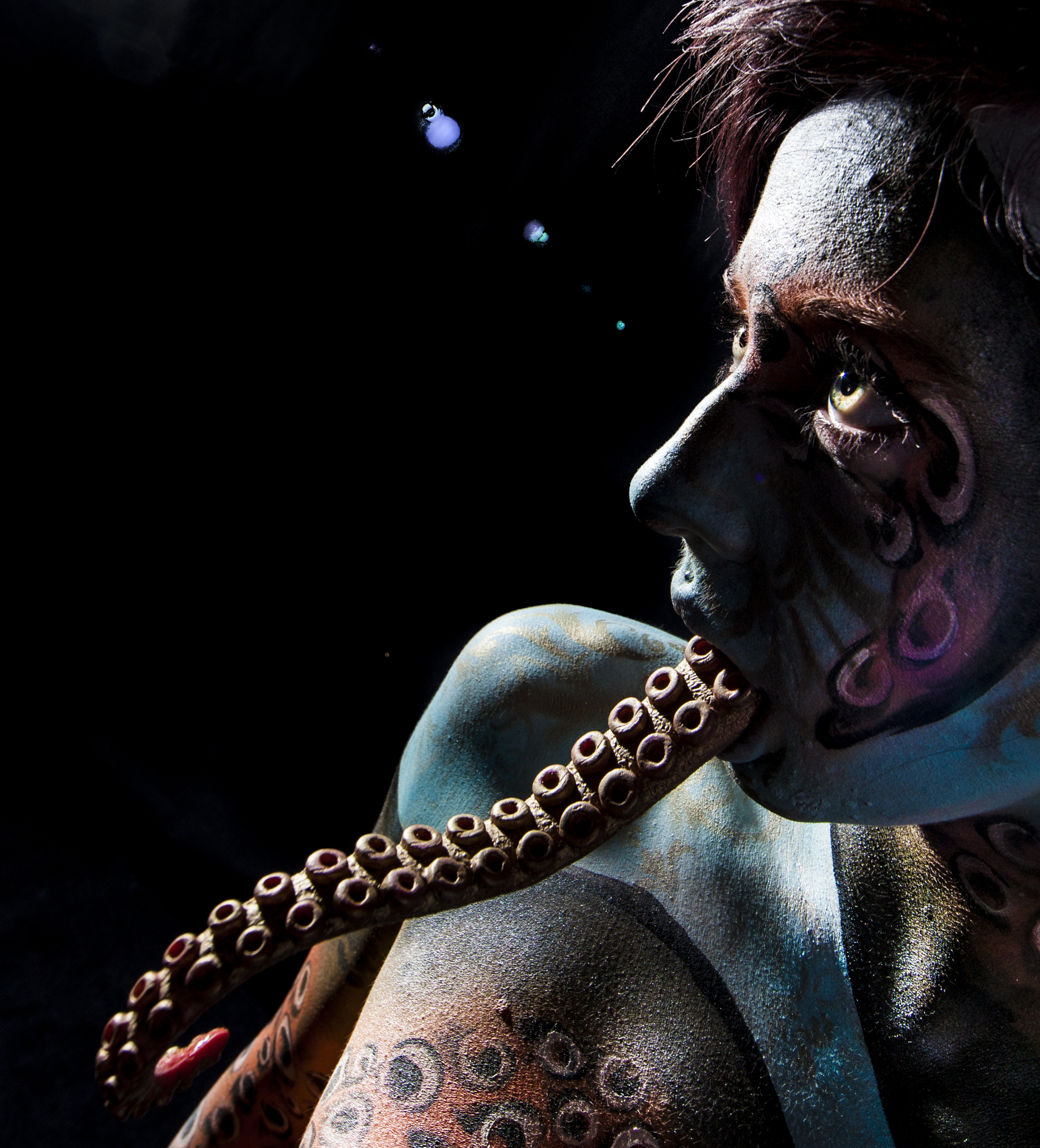 Extreme Body Painting Takes Halloween Costumes To A New Level Muse Aholic