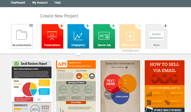 5 Great Online Tools for Creating Infographics | The Huffington Post