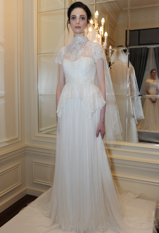 Newest Wedding Dress.See The Newest Wedding Dresses From Marchesa S Spring 2015