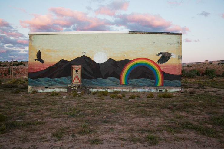 Painting The Desert Urban Artists In The Navajo Nation
