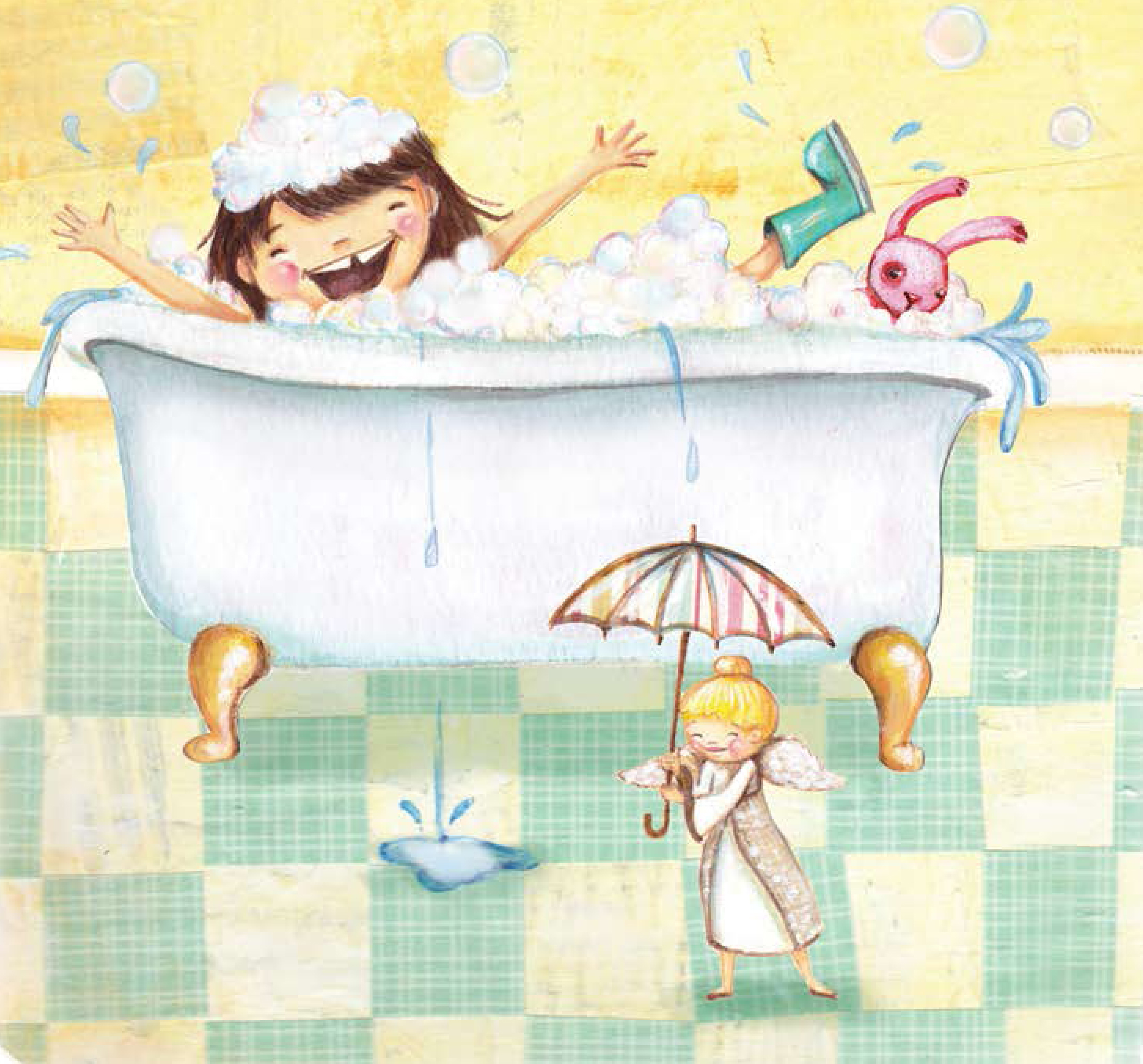 The ultimate bedtime routine for young children
