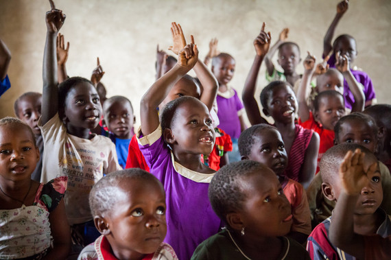 Education is a priority to achieve children's rights.