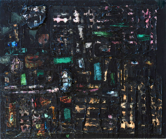 2014-10-15-A5Huff570JulienneJohnson__Defocus_2009_oil_with_mixed_media__transfers_collage_on_canvas__24x30in_300d.jpg