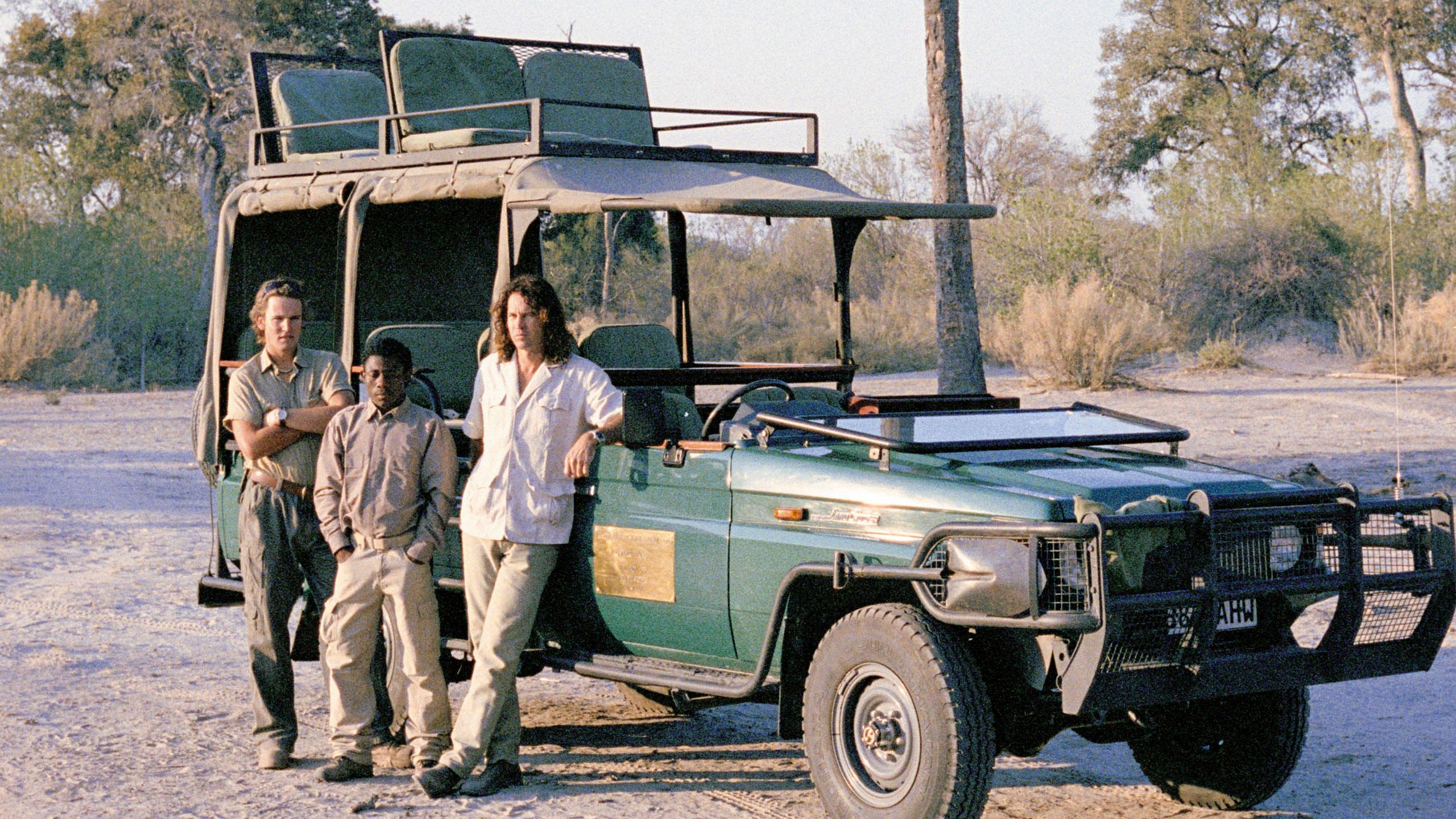 Hva mannen Skal ha på safari i Sør-Afrika, Safari klær i Sør-Afrika