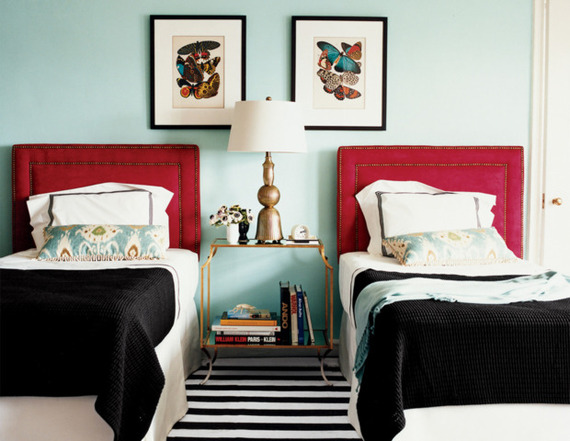 bedroom decorating tricks that can wake up any sleepy style