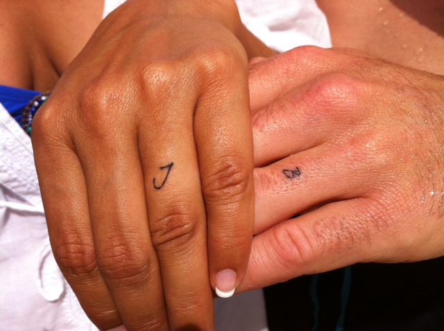 eed0d272d Wedding Tattoos Are Becoming The Hottest New Wedding Trend - Weddbook