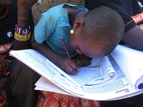 The Global Search for Education: More News From Africa