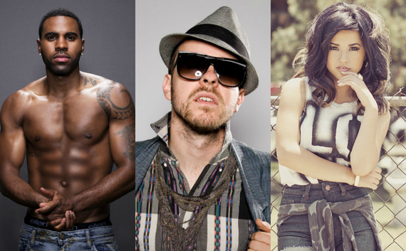 """Jason Derulo Takes His """"Talk Dirty"""" Party On The Road"""