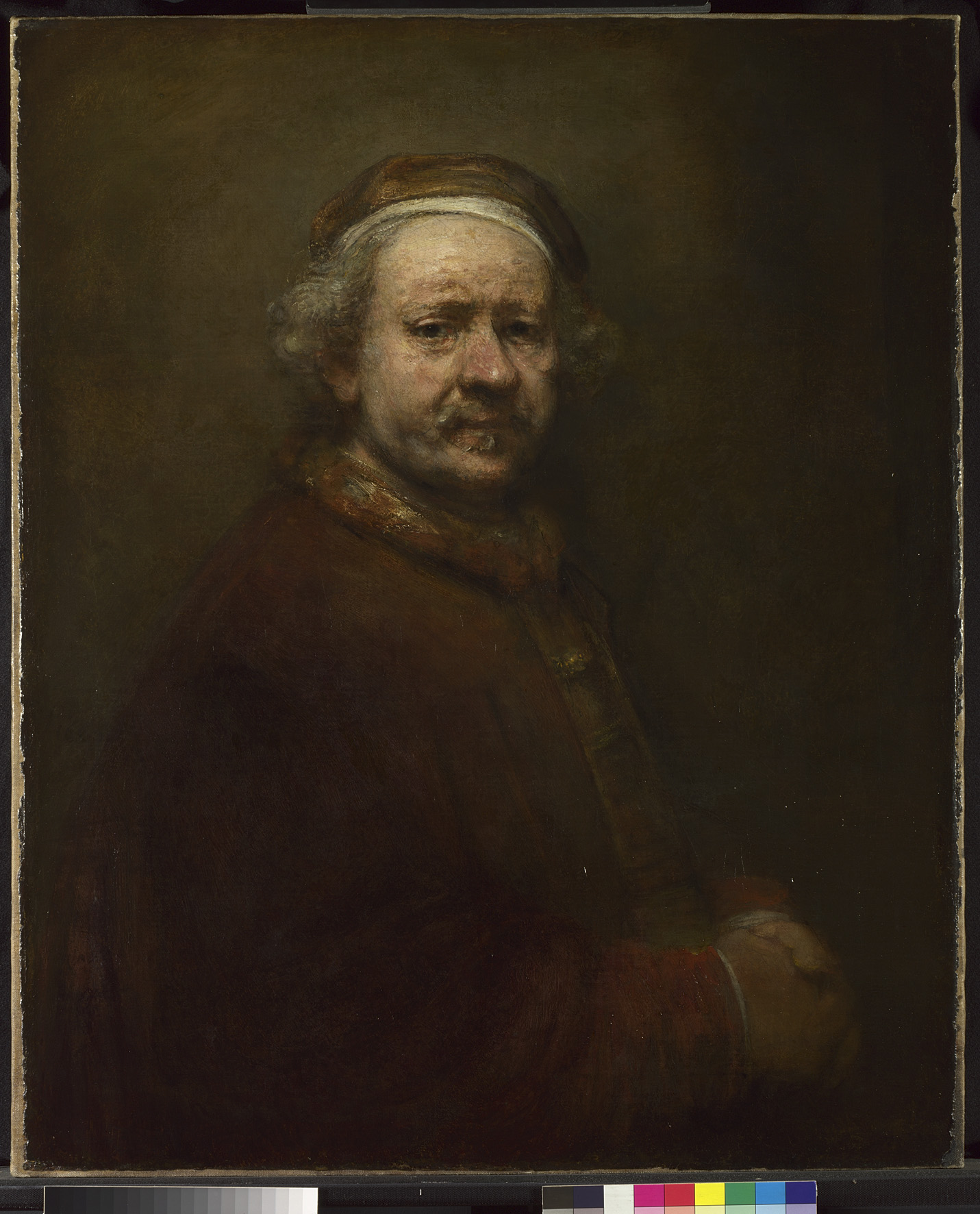 Rembrandt Portraits Brilliant and Moving R...
