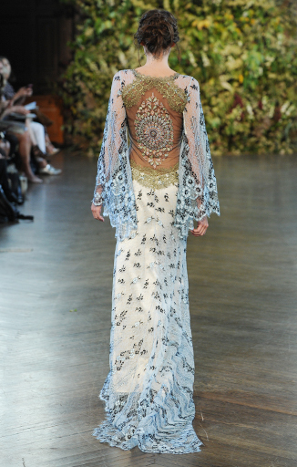 10 outrageous wedding dresses from bridal fashion week