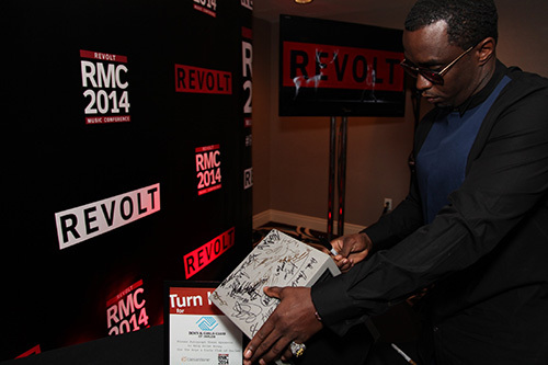 annual revolt music conference - HD 2304×1536