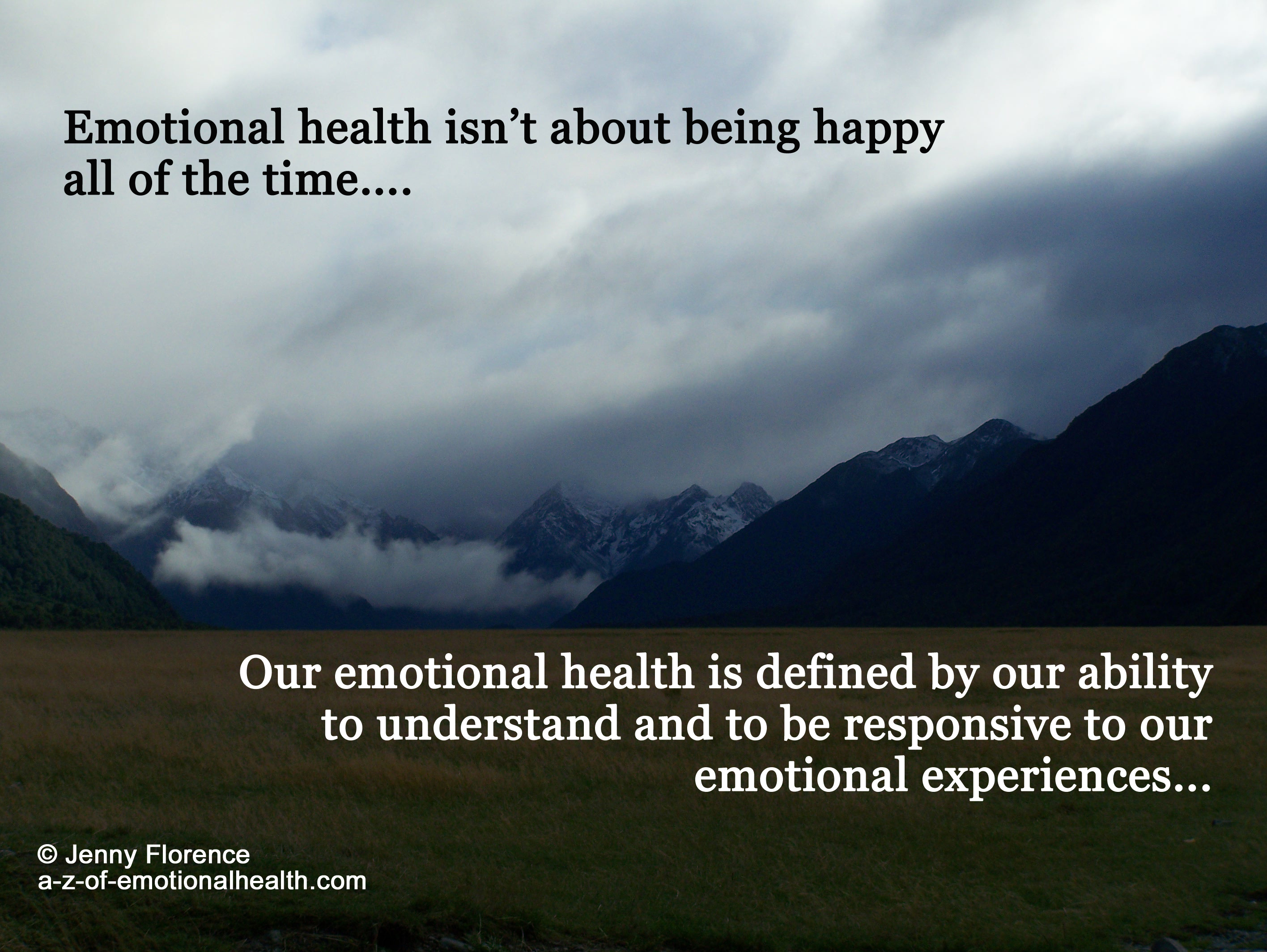 what is emotional health? | huffpost life
