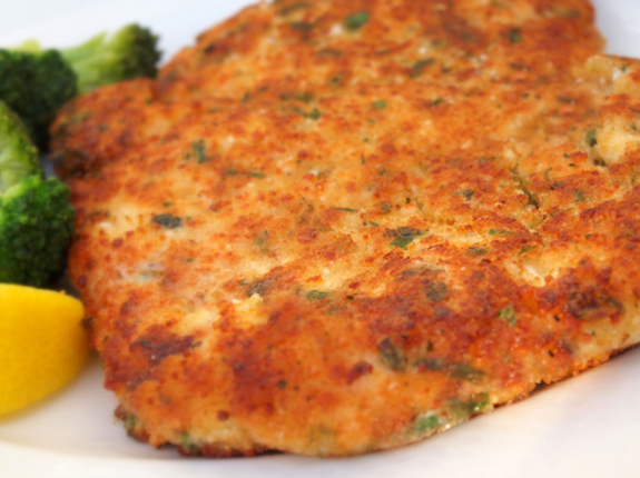 Parmesan Crusted Chicken Recipes — Dishmaps