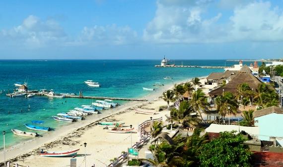 Puerto Morelos Cancun S Quiet Little Neighbor Huffpost