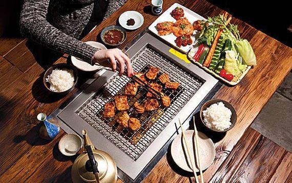 New York Hibachi Restaurants