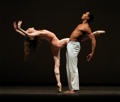 New York City Ballet Pas De Deux