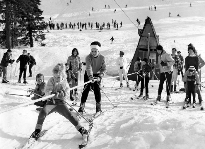 It S A Long Way To The Top Glossary Of Ski Lifts Huffpost