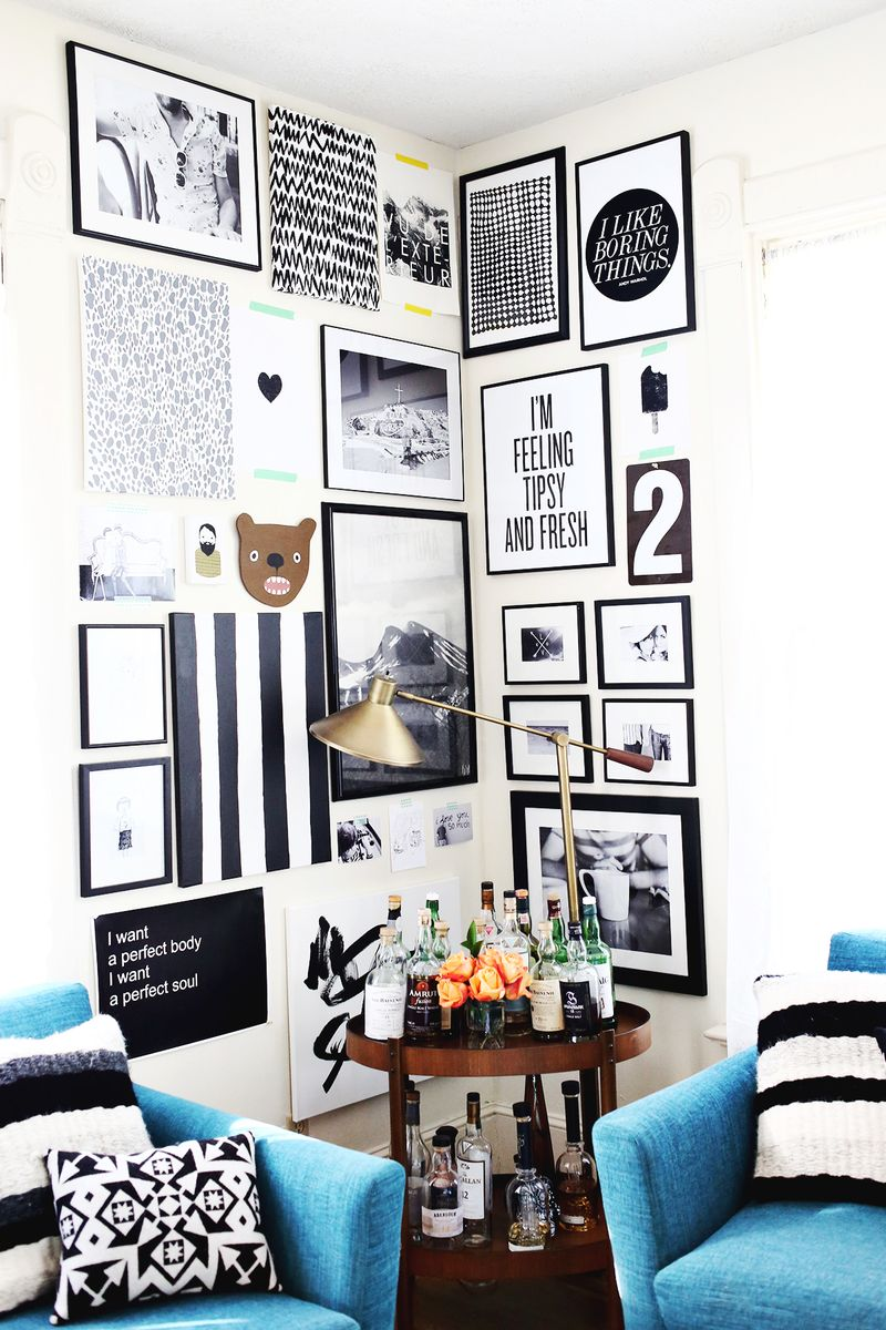 10 Easy Wall Decor Ideas Huffpost Life