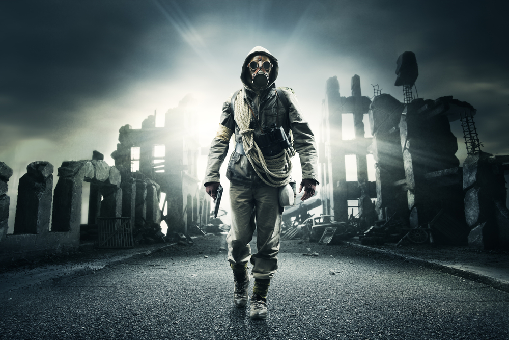 What dreams about zombies the apocalypse and the walking dead could mean huffpost - Dramatic wallpaper ...