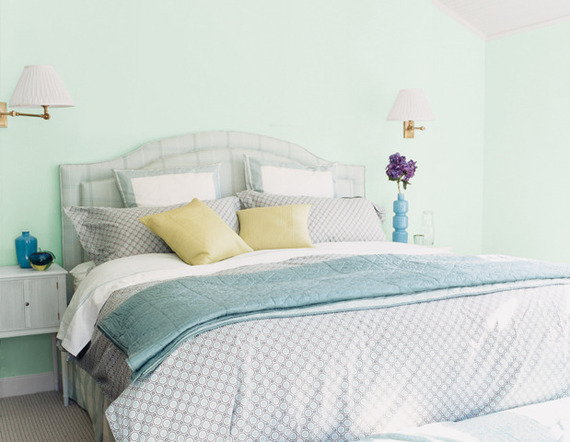 10 Perfect Little Girls' Room Paint Colors