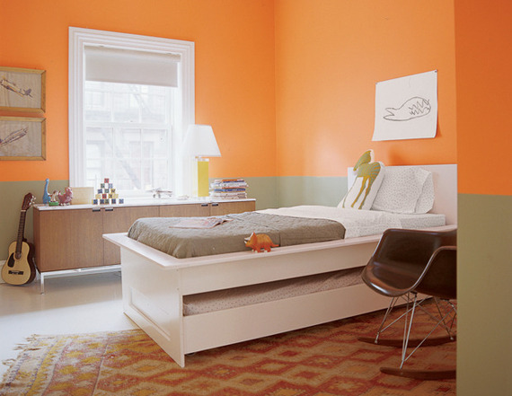 10 Perfect Little Girls Room Paint Colors Huffpost