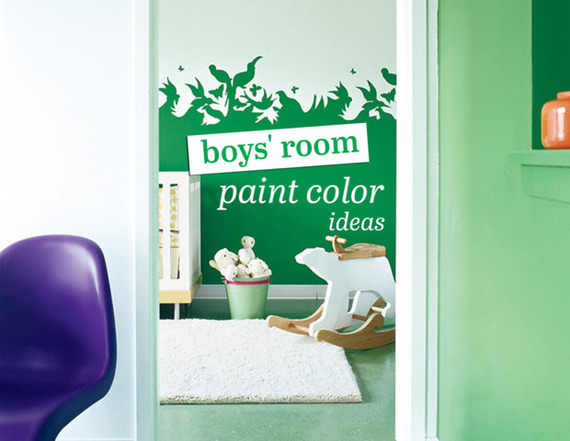 5 paint color ideas for boys huffpost