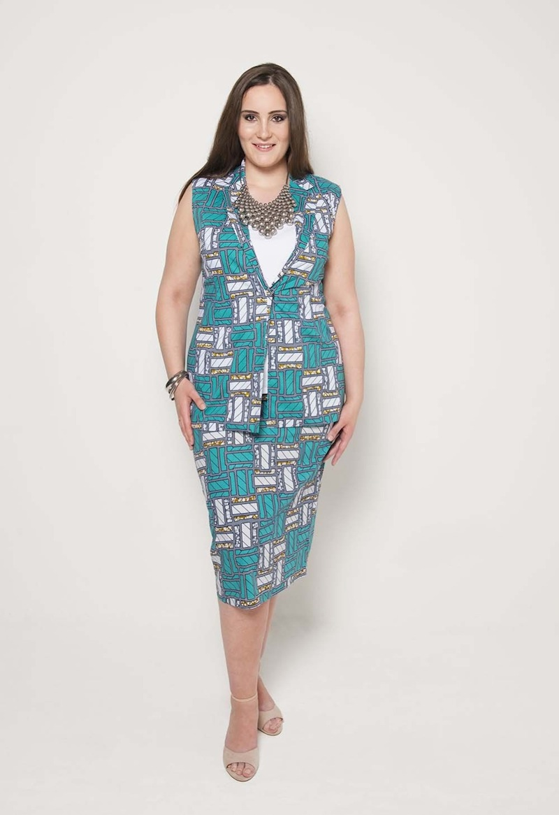 Linda Idegwu's Plus-Size Brand 'Dear Curves' Brings ...