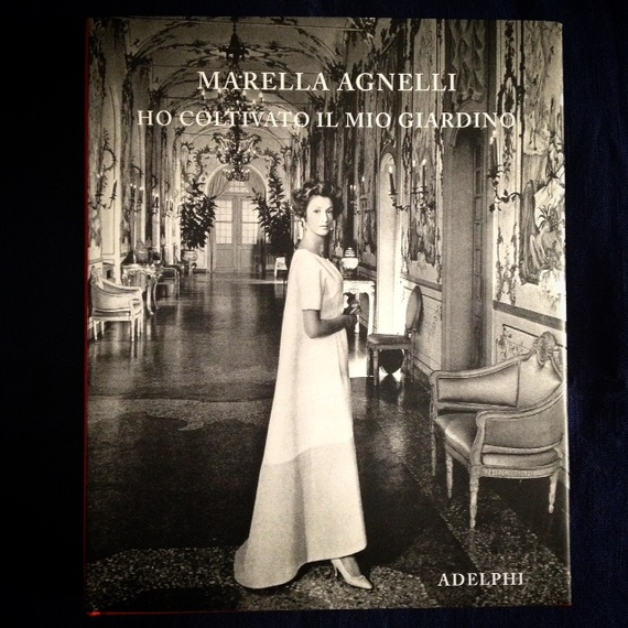 """""""Ho coltivato il mio giardino"""": Marella Agnelli si raccontava in un"""