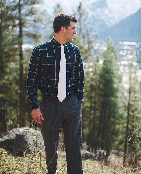 The Latest Groom Trend Lumberjack Chic Huffpost