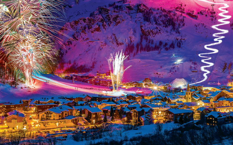 Best family friendly ski resorts in europe huffpost for Lodges in france