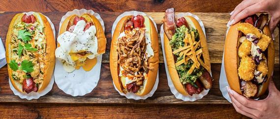 Fancy Hot Dogs Recipes — Dishmaps