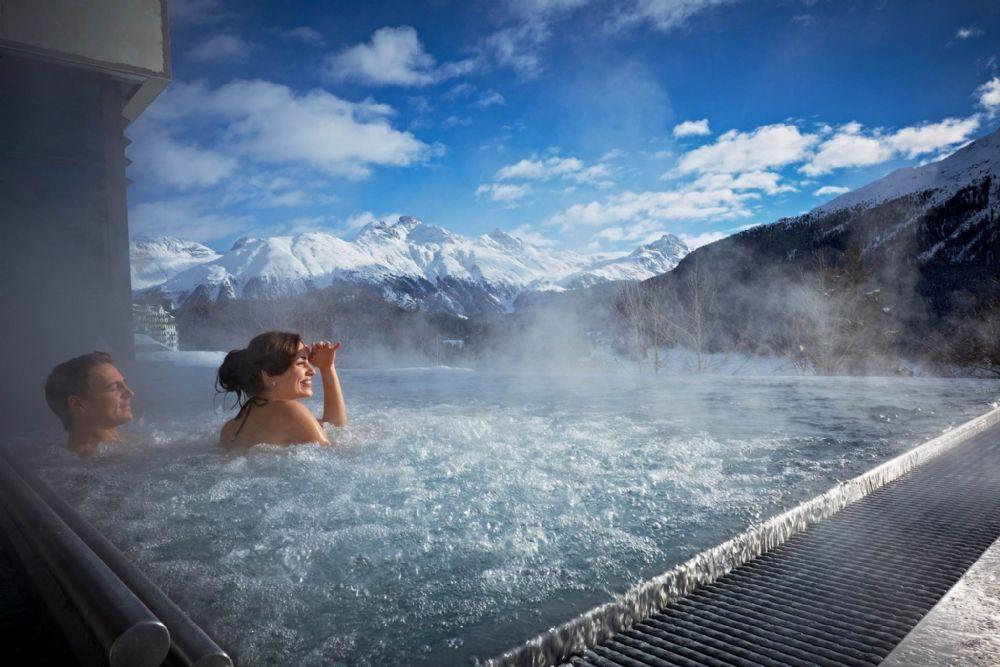 The world39s best spas for honeymoon couples for Winter honeymoon in europe