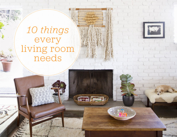10 Things Every Living Room Needs Huffpost Life