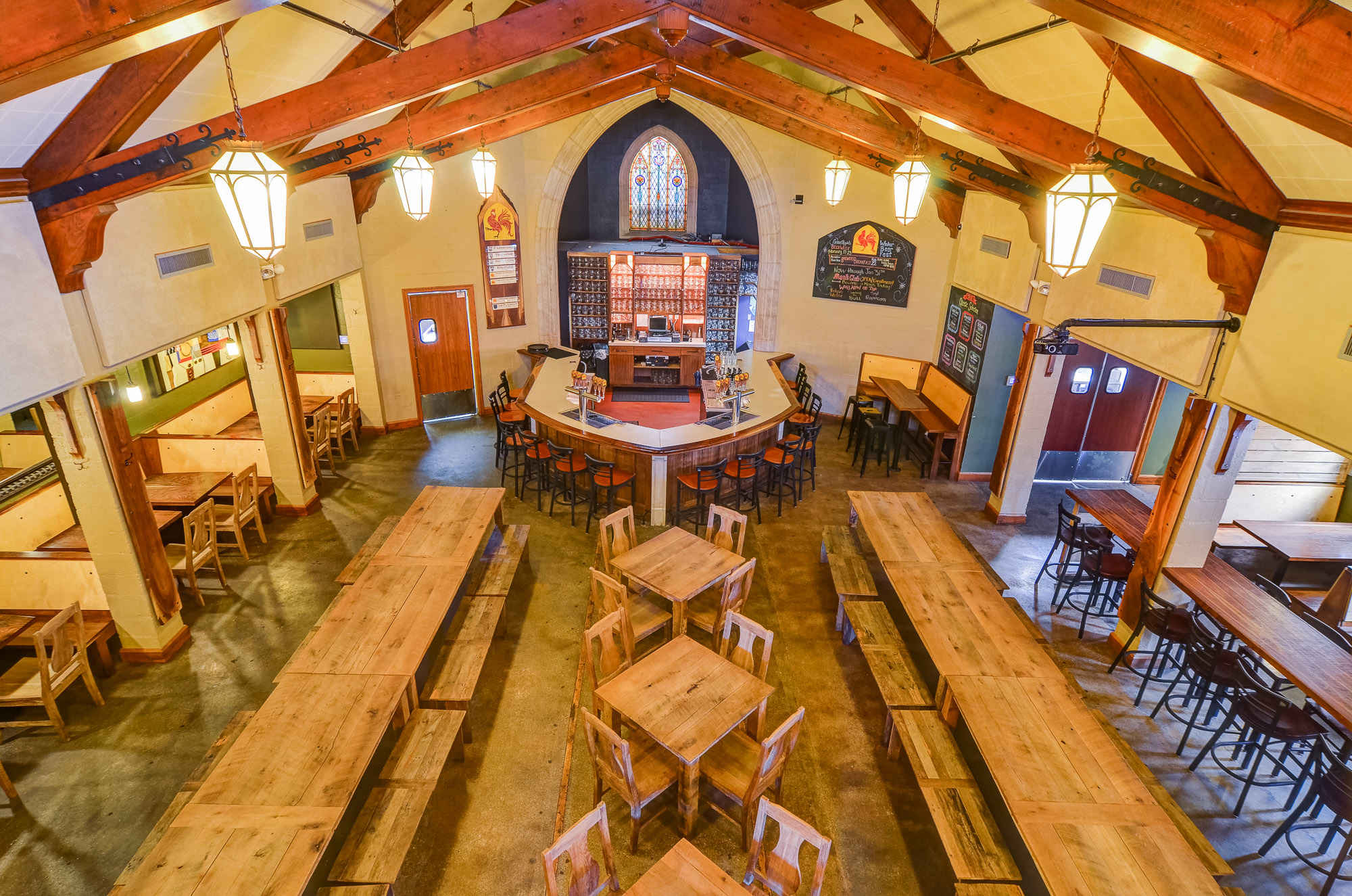 8 Breweries In Awesomely Bizarre Places Huffpost