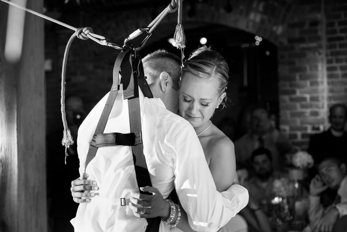 veteran groom paralyzed in motorcycle accident surprises