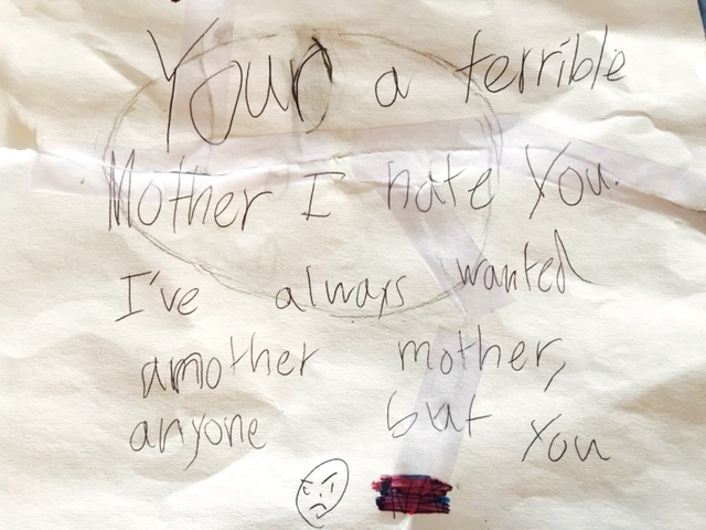 When My 9-Year-Old Daughter Told Me I Was a Terrible Mom