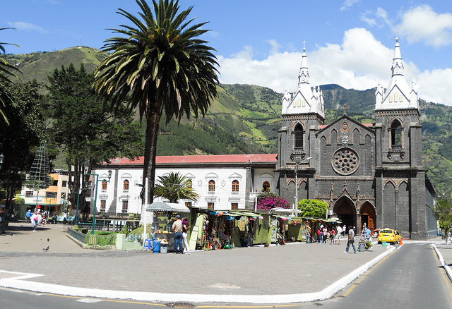 Baños, Ecuador: A Thriving Tourist Town With Hot Springs and ...