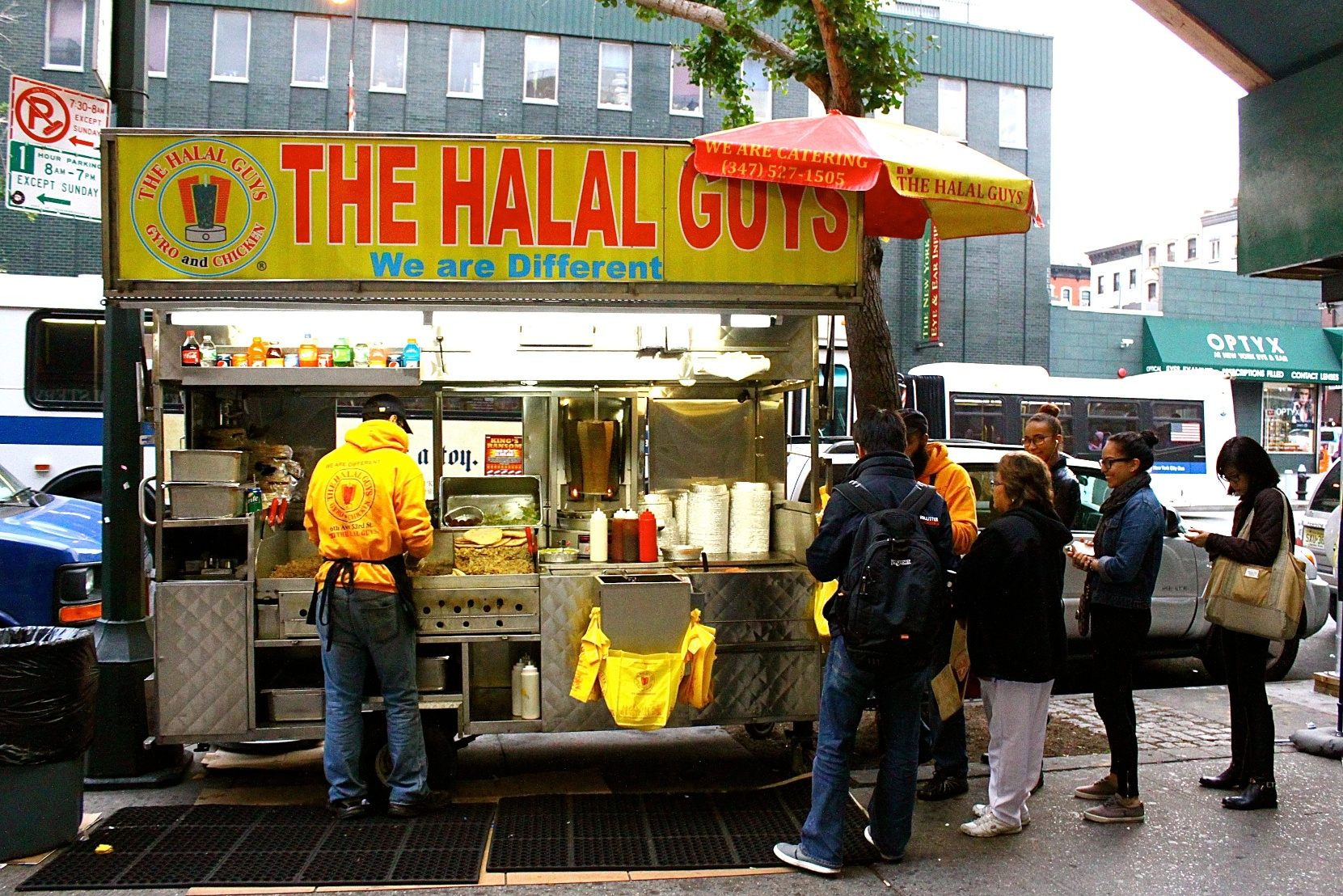 Good Halal Restaurants In Nyc