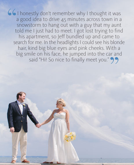 Wedding Crashers Todd: 9 Couples Tell Us How They Met Their Future Spouses