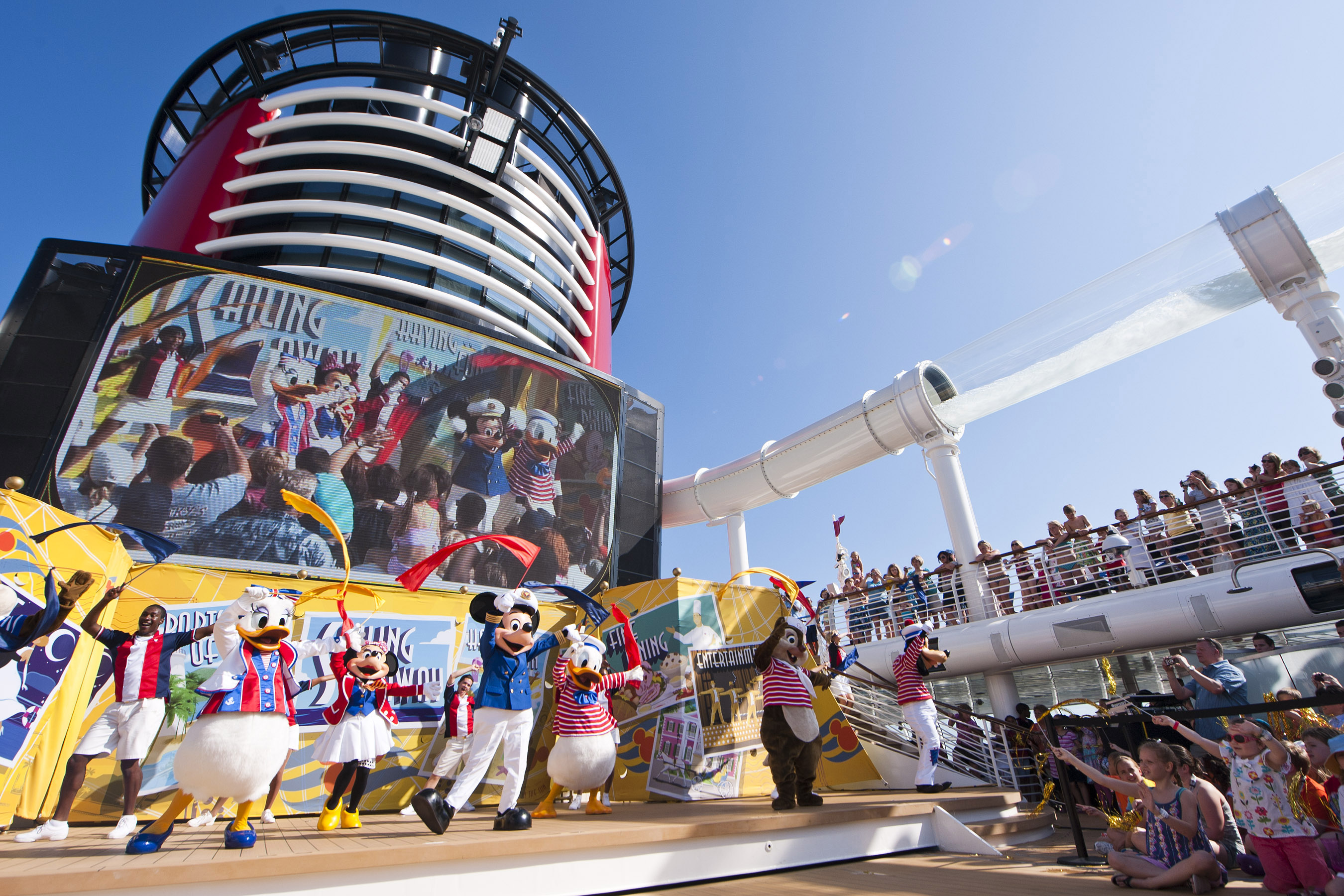 The Best Cruise Lines Of 2014