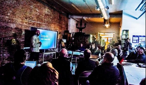 Ecopolis Iowa City: Community Forum Launches Regenerative City Initiative